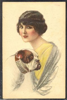 mostly vintage bulldog pictures and postcards 1 on pinterest bulldogs postcards and english. Black Bedroom Furniture Sets. Home Design Ideas