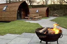 Wigwam® Holidays Forcett Grange Dog-Friendly Glamping in Yorkshire