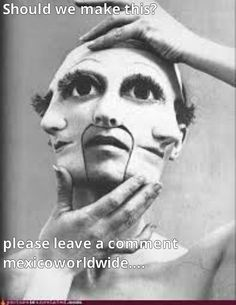 #questions#ideas#fantasy#masks#threefaced#funnier#thanTWO