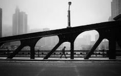 The dancing bridge, by Marie Laigneau
