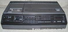 Magnétoscope Philips N1502 VCR - www.remix-numerisation.fr - Rendez vos souvenirs durables - Numérisation audio et vidéo Philips, General Electric, Audio