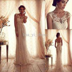 suknia ślubna grecka koronka - Szukaj w Google