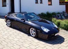 Porsche 911 (996) Carrera 4s Cabrio