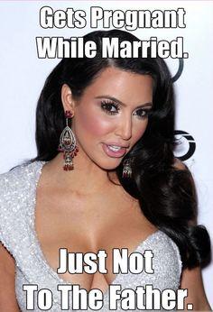 kim kardashian funny pregnancy pictures #2