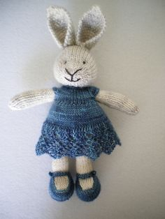 Ravelry: Little Cotton Rabbits