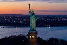 Loved seeing the Statue of Liberty.