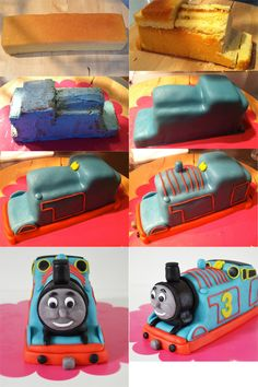 How to Thomas the Engine
