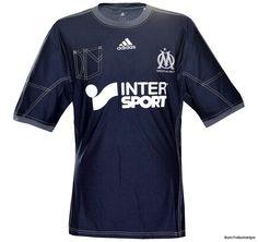 Olympique Marseille borta 2013 - 2014   fotbollströjor - Boris Herbertsson
