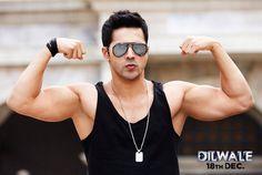 Varun Dhawan #Dilwale #Bollywood #India