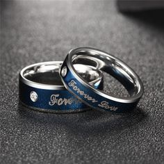 Blue Line 'Forever Love' Stainless Steel  Blue Line 'Forever Love' Stainless Steel We respect our Men & Women in Blue and we want to THANK YOU for keeping us safe. Show your love and support Thin Bl...