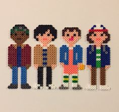Stranger Things Magnets by BellyofCookies on Etsy https://www.etsy.com/listing/468299202/stranger-things-magnets
