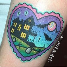 halloween tattoos, halloween flash art, and flash art tattoos image