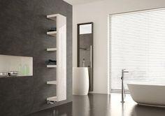 Flach-, Kompakt- oder Röhrenheizkörper -  wir zeigen Modelle im modernen Design für Badezimmer, Wohnzimmer & Co. und geben Tipps für den Heizkörperkauf.