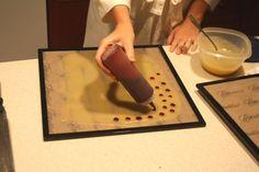 Preparing fruit leather