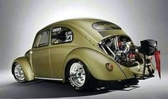VW dragger
