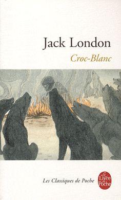 Jack-London: Croc-blanc