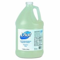 Dial Professional Sensitive Skin Antimicrobial Soap, Floral Scent, 1 gal Bottle - four bottles of liquid soap. Antimicrobial Soap, Dial Soap, Soap For Sensitive Skin, Liquid Hand Soap, Spray Bottle, Makeup Addict, Cleaning Supplies, Floral, Lowes