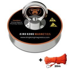 Give your loved ones or friends the most AMAZING gift with this fishing magnet starter kit. Ready to go, just find somewhere to fish, throw it and go find some treasure! Find our why thousands of people are loving this growing hobby. Magnet Fishing, Fishing Kit, Metal Detecting, Starter Kit, Magnets, Best Gifts, Royalty, Friends, Amazing