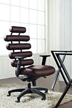 Pillow Office Chair » I wonder if this would be comfortable...