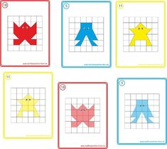 Monsters, Kids Rugs, Form, Ms, German Language, Teaching Reading, Dog Cards, Class Art Projects, Geometric Solids