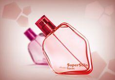 Desodorante Colônia Feminino Faces Superstilo - 75ml