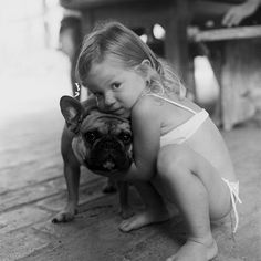 my baby will be born with a loving dog in the family...ALWAYS