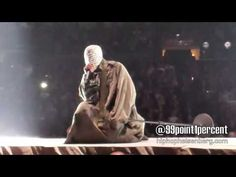 Kanye West - Runaway (Live) + Interview Rant Yeezus Tour Staples Center Los Angeles CA 10/28/13