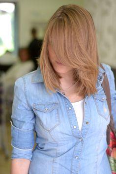 #cdj #degradejoelle #tagliopuntearia #degradé #igers #musthave #hair #hairstyle #haircolour #longhair #ootd #hairfashion #madeinitaly #wellastudionyc #luigiruocco   #napoli   #parrucchierenapoli