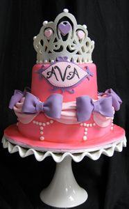 <3 Princess Birthday Cake <3