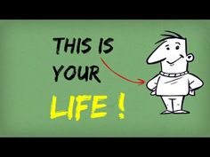 This is your life ...animated presentation by Netbhet - YouTube