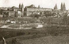 Santa Isabel Fotos antiguas de Santiago