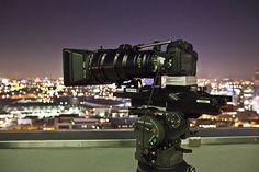 Panavision lens to Canon EOS 5D Mark Ⅱ