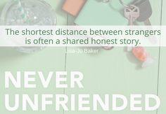 Never Unfriended, Lisa-Jo Baker