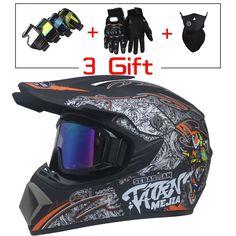 9bbf9bf60c4d6 Alta calidad motocicleta protección casco capacete motocicleta para las  mujeres y los hombres off road motocross cascos DOT aprobado