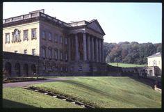Prior Park, Bath, October 1985.