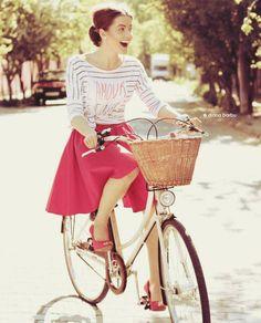 #езданавелосипеде  #летнеенастроение от #mypositivestyles #myps