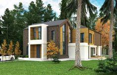 Кирпичный дом 270 м2. Доступен для заказа в поселках RADOSTЬ и РОЩА.