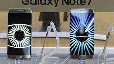 Lufthansa interdit le Galaxy Note 7