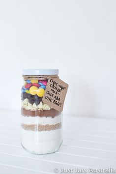 Pinboard - Just Jars Australia Xmas Cookies, Great Birthday Gifts, Jar Gifts, Homemade Gifts, Jars, Christmas Crafts, Cooking Recipes, Chips, Gift Wrapping