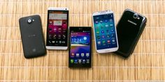 Quad-core smartphone shootout! Find out which of these superphones reigns supreme http://cnet.co/14VVJhF