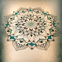 Mandala Designs, ifipearl: #mandala #morningsketch #goodmorning...