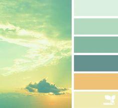 color heaven color palette from Design Seeds Colour Pallette, Color Palate, Colour Schemes, Color Combos, Color Patterns, Design Seeds, Palette Design, Colour Board, Color Stories