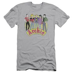 "Checkout our #LicensedGear products FREE SHIPPING + 10% OFF Coupon Code ""Official"" Archie Comics / The Gang - Short Sleeve Adult 30 / 1 - Archie Comics / The Gang - Short Sleeve Adult 30 / 1 - Price: $29.99. Buy now at https://officiallylicensedgear.com/archie-comics-the-gang-short-sleeve-adult-30-1"