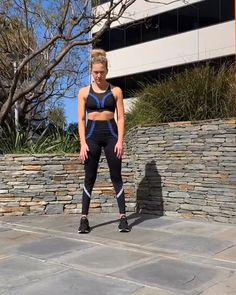 HIIT cardio and abs workout - Fitness Hiit Workout Videos, Fitness Workouts, Workout Hiit, Cardio Training, Cardio Hiit, Hiit Abs, Strength Training, Kardio Workout, Jogging