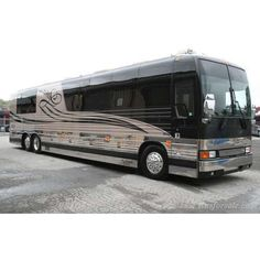 2003 Prevost bus | New and Used Buses, Motorhomes and RVs for sale ❤ liked on Polyvore