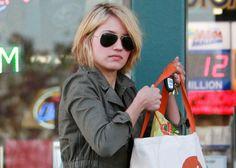 Dianna Agron: Whole Foods Fabulous | Celebrity-gossip.net