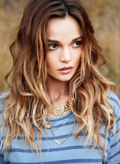 Fall ombre. Next hair color?