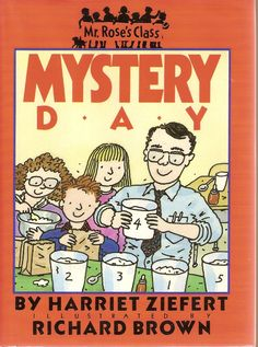"""Rose's class's experiment in identifying """"mystery powders"""" turns into a delicious chemistry lesson. Suggested for grades Chemistry Lessons, Science Curriculum, Children's Literature, Student Learning, Experiment, Mystery, Classroom, Education, Class Room"""