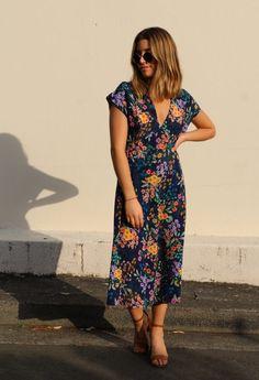 NEW :: THE LOIS DRESS PATTERN - Sew Tessuti Blog