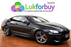 Lukforbuy Coches, podrás vender y comprar al nivel que tu decidas , Lukforbuy tu nueva herramienta para vender y comprar con estilo, como el estilo de este BMW M6 V8